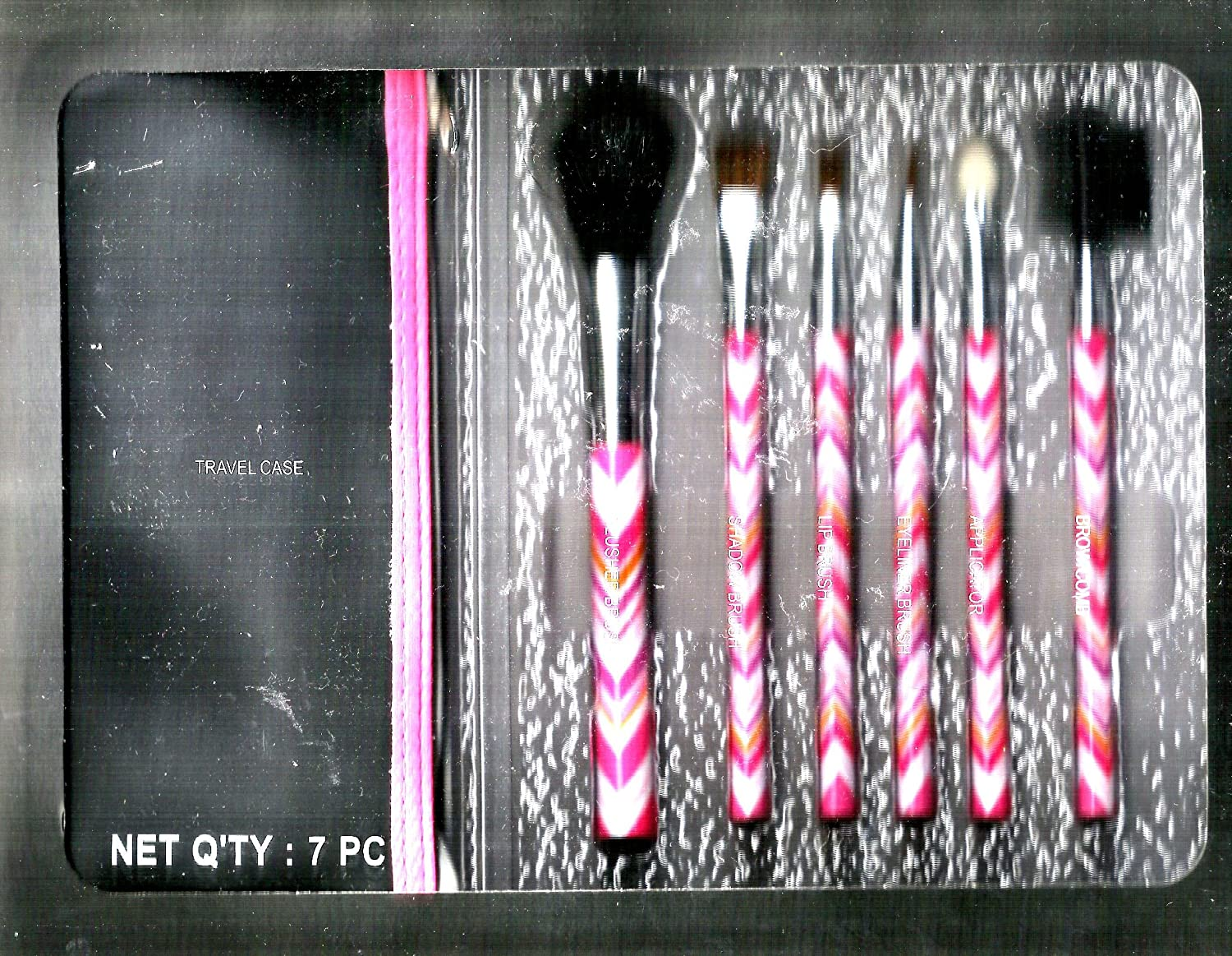 6 PIECE COSMETIC BRUSHES WITH TRAVEL CASE (1 PACK - 6 BRUSHES) global elementary coursebook with eworkbook pack