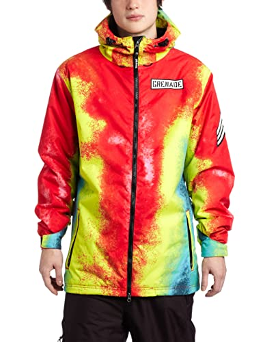 Anthonytucker09 Mens Cool Snowboarding Jackets