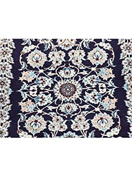 benuta tapis classique d 39 orient nain nain 6la ca 1mio nd mc pas cher cher bleu. Black Bedroom Furniture Sets. Home Design Ideas