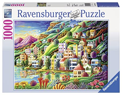 Jigsaw Puzzles Of Cities Ravensburger Jigsaw Puzzles