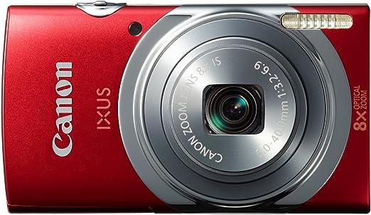 Canon IXUS 150 Appareils Photo Numériques 16 Mpix Zoom Optique 8 x
