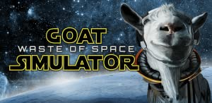 Goat Simulator Waste of Space by Coffee Stain Studios