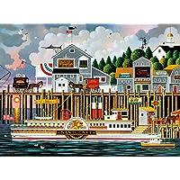 Wysocki By The Sea 1000-Piece Puzzle