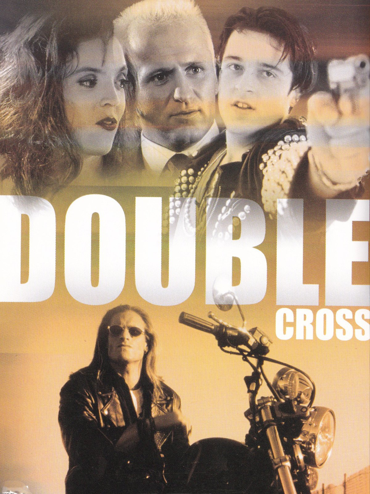 Double Cross on Amazon Prime Instant Video UK