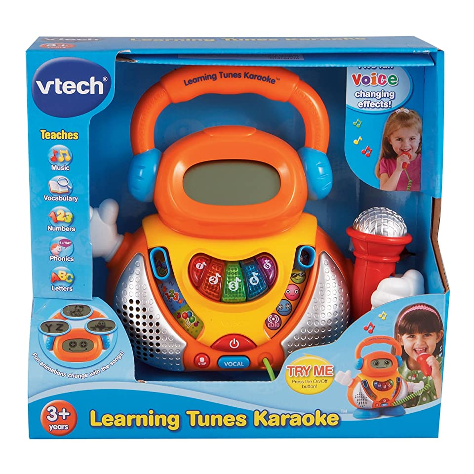 karaoke machine toddler