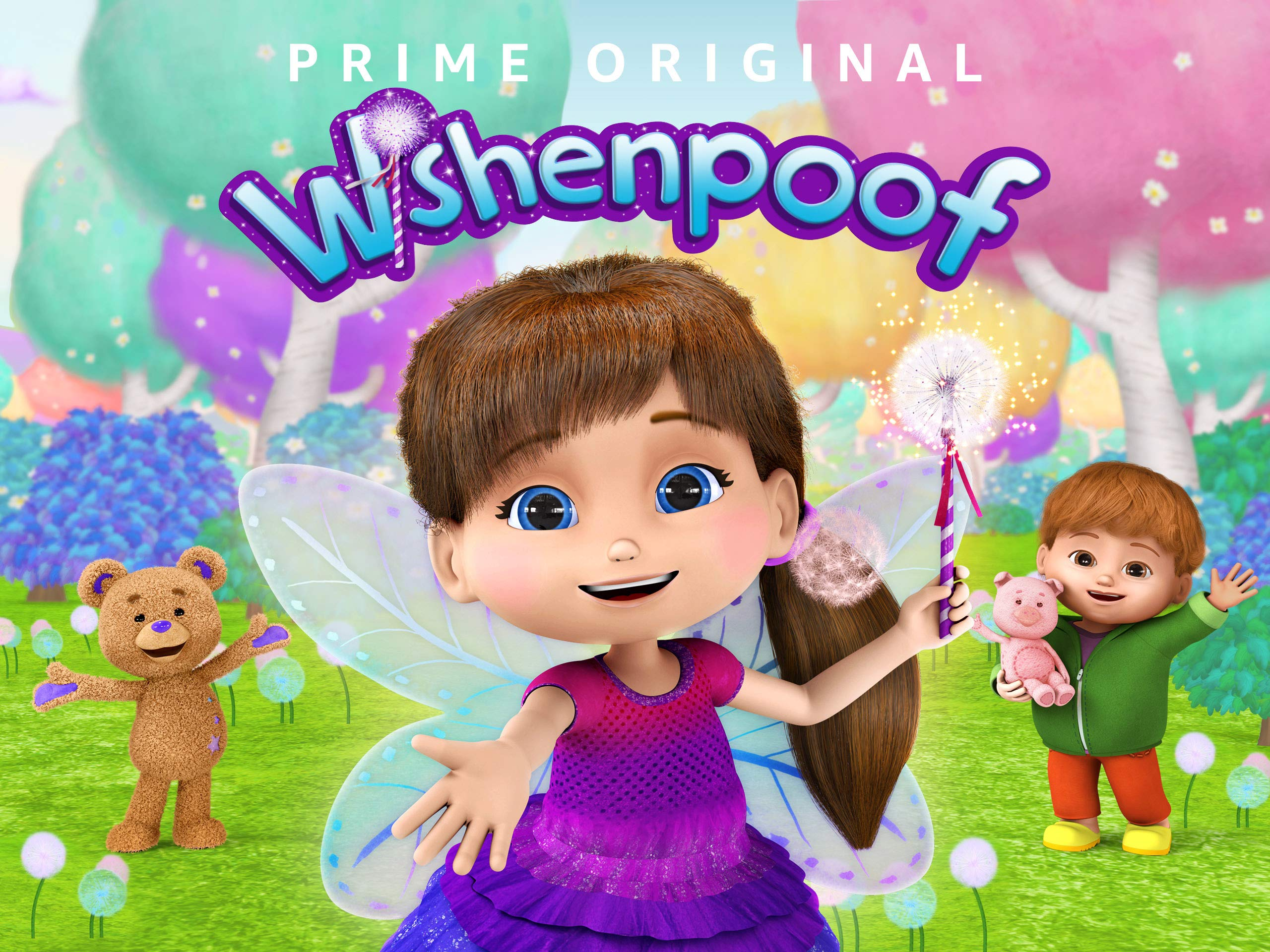 Wishenpoof on Amazon Prime Instant Video UK