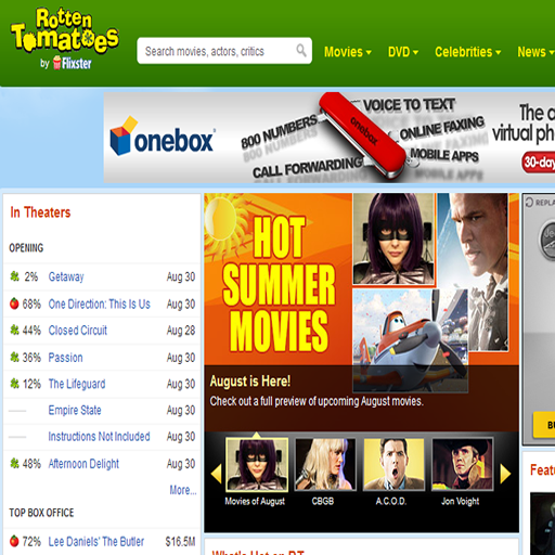 rotten-tomatoes-website