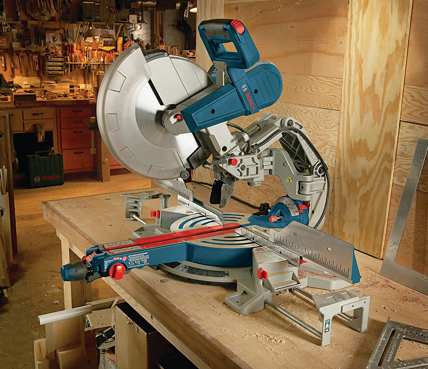 Gcm12sd | 12 in. Dual-bevel glide miter saw | bosch power tools.
