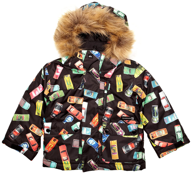 Quiksilver Kinder Snowboard Jacke Shift Printed günstig bestellen