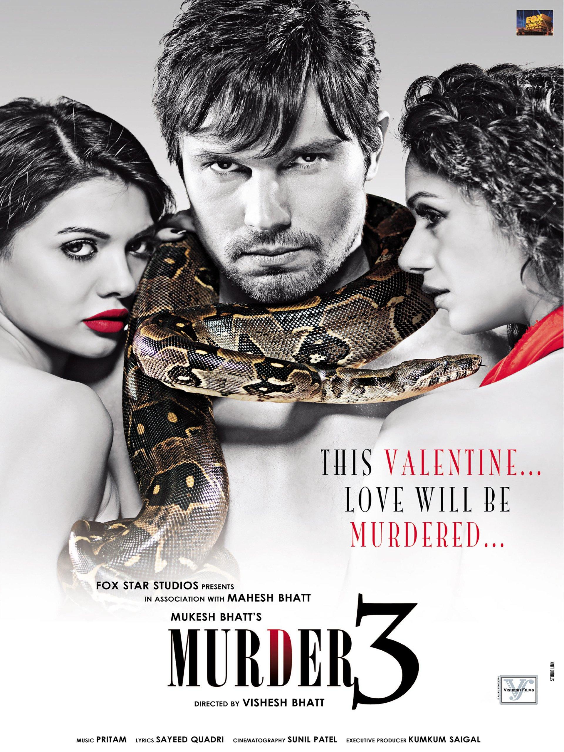 Murder 3 on Amazon Prime Video UK