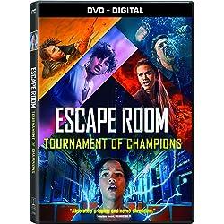 Escape Room: Tournament of Champions [DVD]