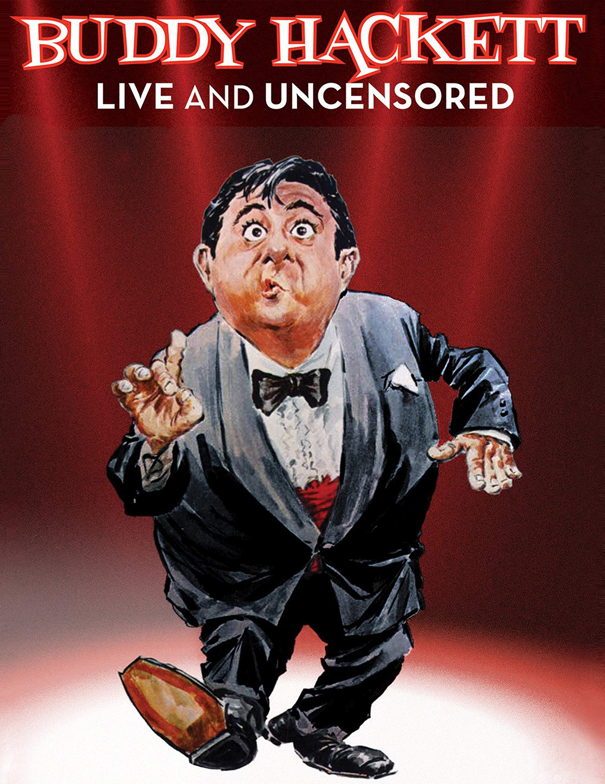 Buddy Hackett Live & Uncensored on Amazon Prime Instant Video UK