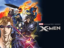 X-Men Anime Series Season 1