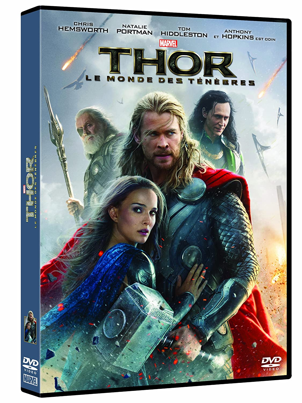 Thor 2 = Thor : the dark world : Monde des ténèbres (Le) / Alan Taylor, Réal. | Taylor, Alan. Monteur