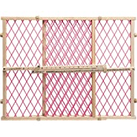 Evenflo Position and Lock Doorway Gate (Pink)