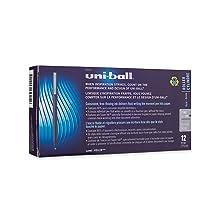 uni-ball Stick Fine Point Roller Ball Pens, 12 Black Ink Pens(60101)