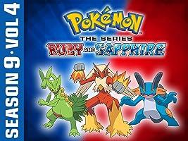 Pok�mon the Series: Ruby and Sapphire Season 9 Vol. 4
