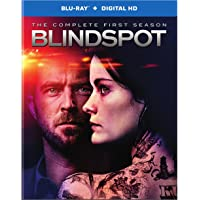 Blindspot: Season 1 on Blu-ray