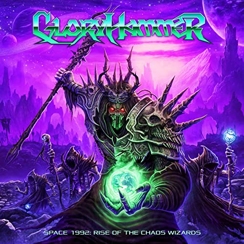 Gloryhammer - Space 1992: Rise Of The Chaos Wizards (Limited First Edition)