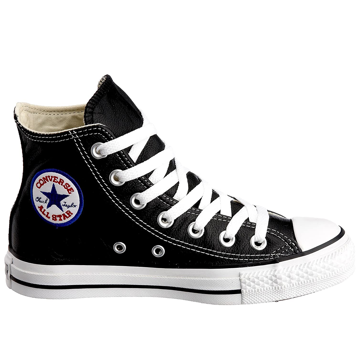 converse noir fouree