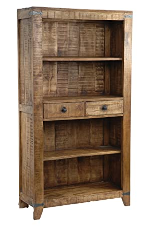 Bengal Manor Mango Wood Bookcase