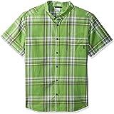 Columbia Men's Rapid Rivers II Short Sleeve Shirt, Spring Large Plaid, Large