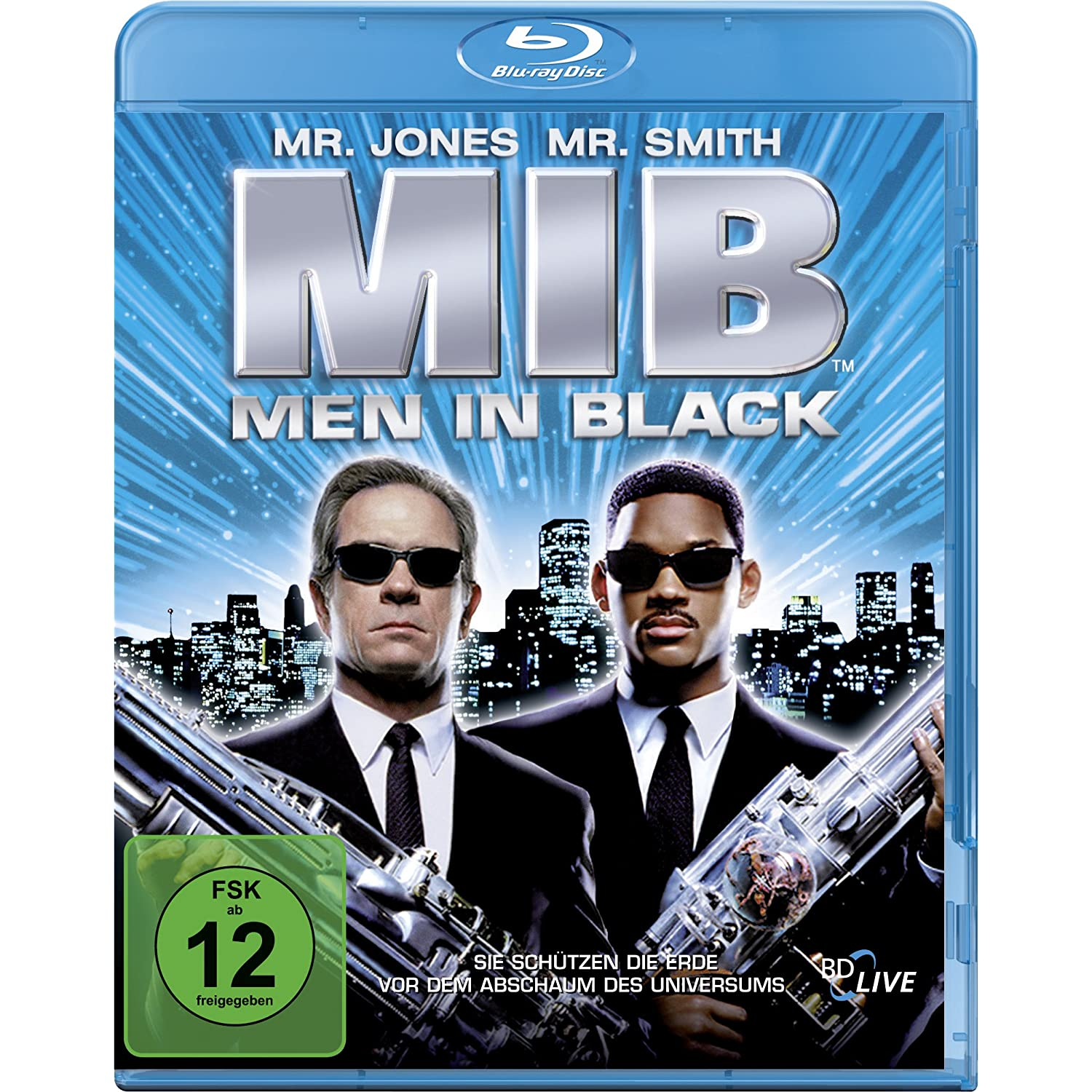 MIB - Men in Black (Blu-ray)