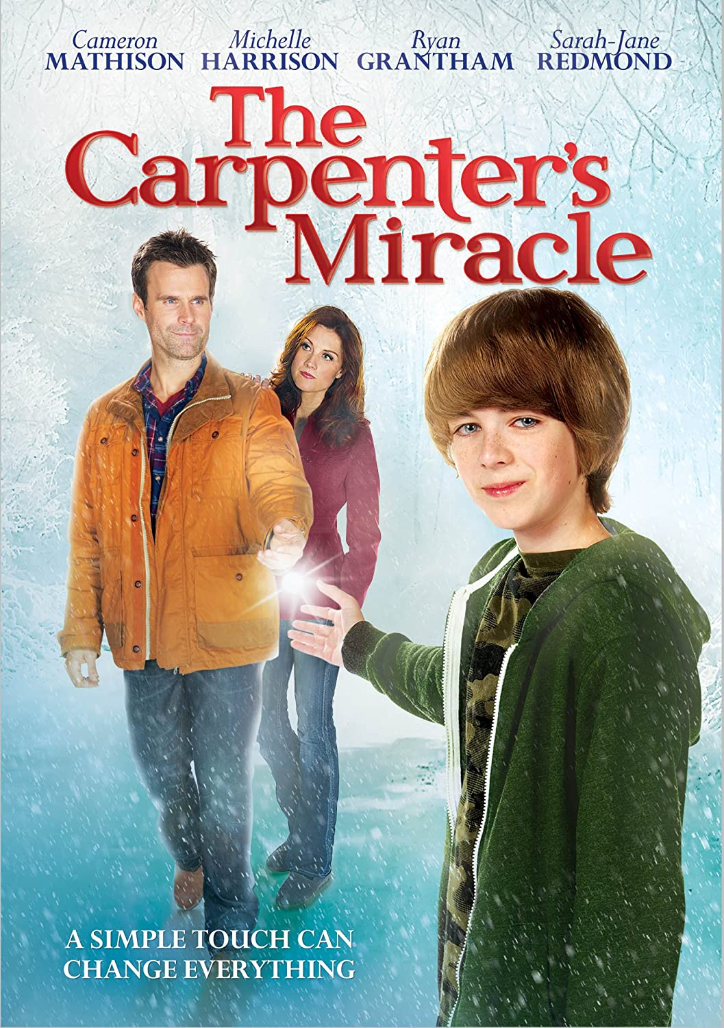 El milagro de Benjamín (The Carpenter's Miracle) ()