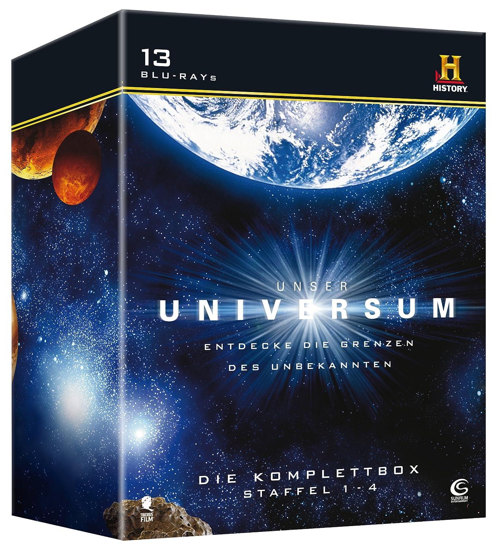 Unser Universum - Die Komplettbox