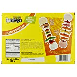 Raindrops Candy Barbecue Kabobs,10.58 Ounce, Soft Assorted Candy Gummy Marshmallow