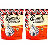Cocomels Coconut Milk Caramels - Organic, Kosher, NON-GMO, Vegan - Made Without Dairy - Espresso 2 Pack
