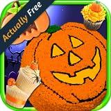 Halloween Cake Maker - Make & Bake Kids Candy Dessert Kitchen Cooking Food Restaurant FREE Game