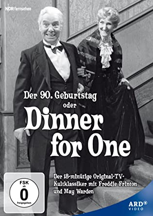 Dinner for One - Das Original