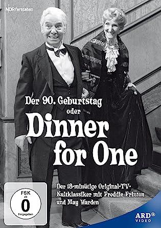 Dinner for One - Das Original