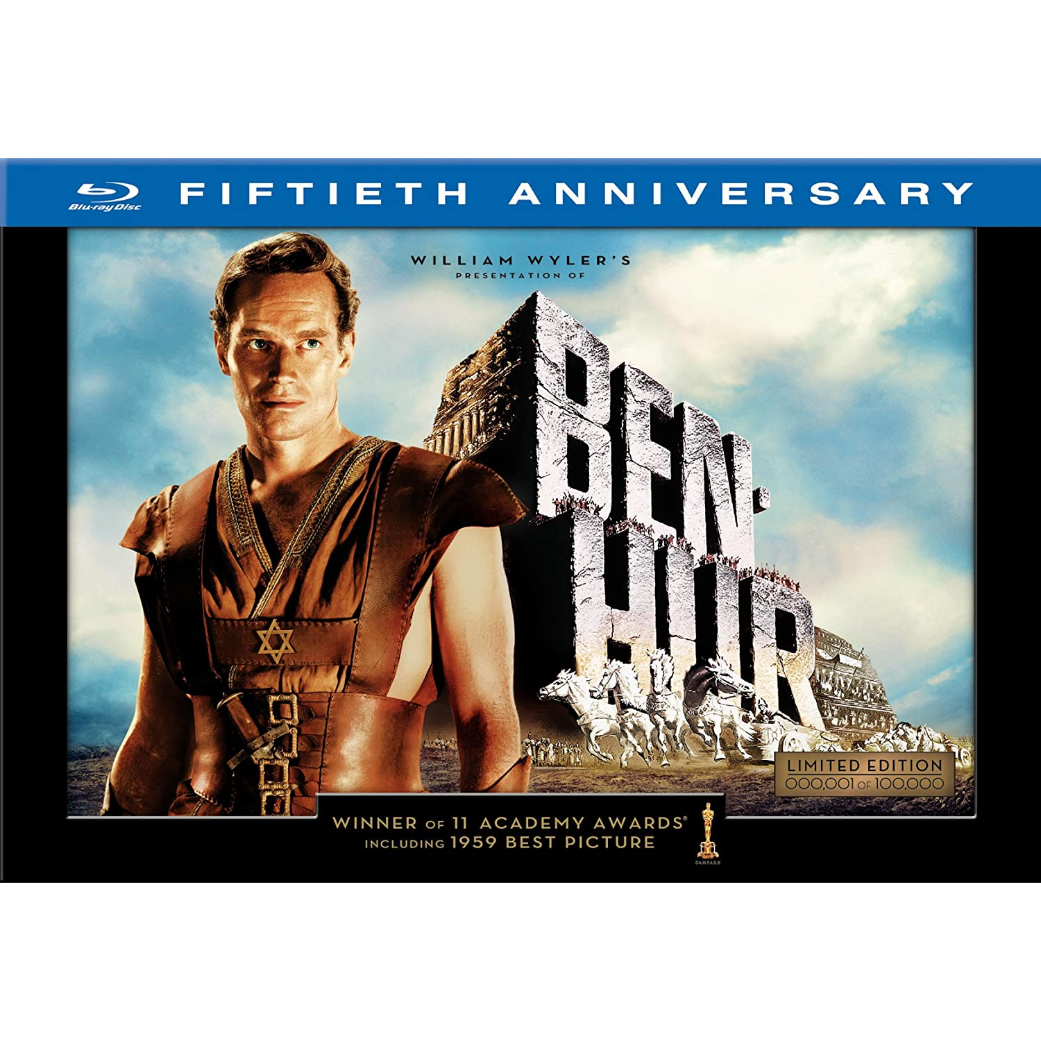 Ben-Hur 50th Anniversary