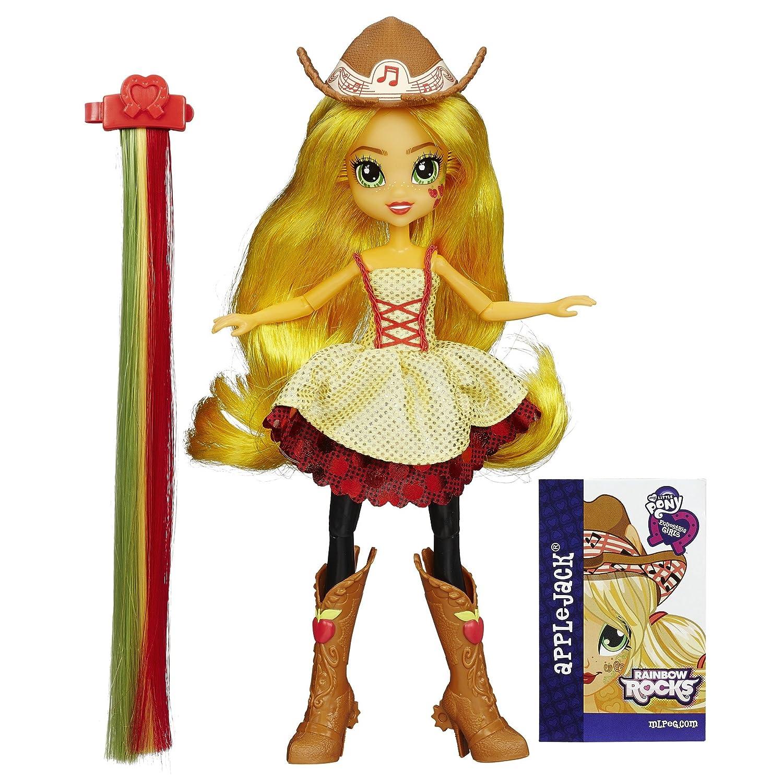 My Little Pony – Equestria Girls Haarstyling Puppe – Haarstyling Applejack [UK Import] bestellen