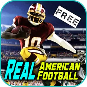 Real American Football by HB Studio