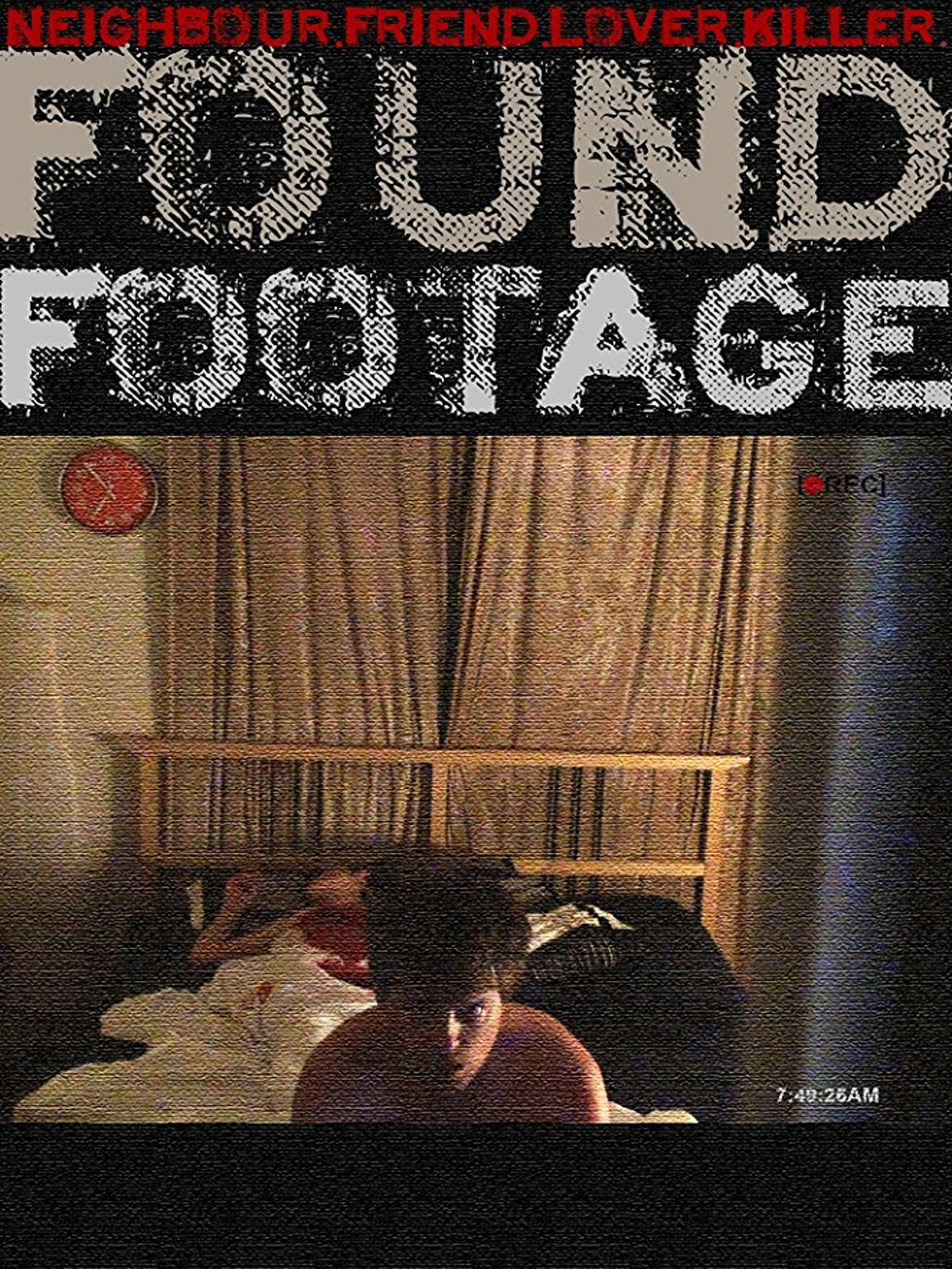 Found Footage on Amazon Prime Instant Video UK
