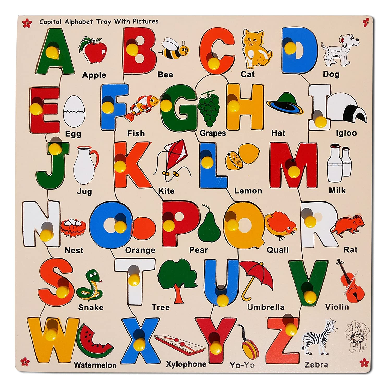 Skillofun Capital Alphabets