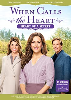 Book Cover: When Calls The Heart: Heart Of A Secret