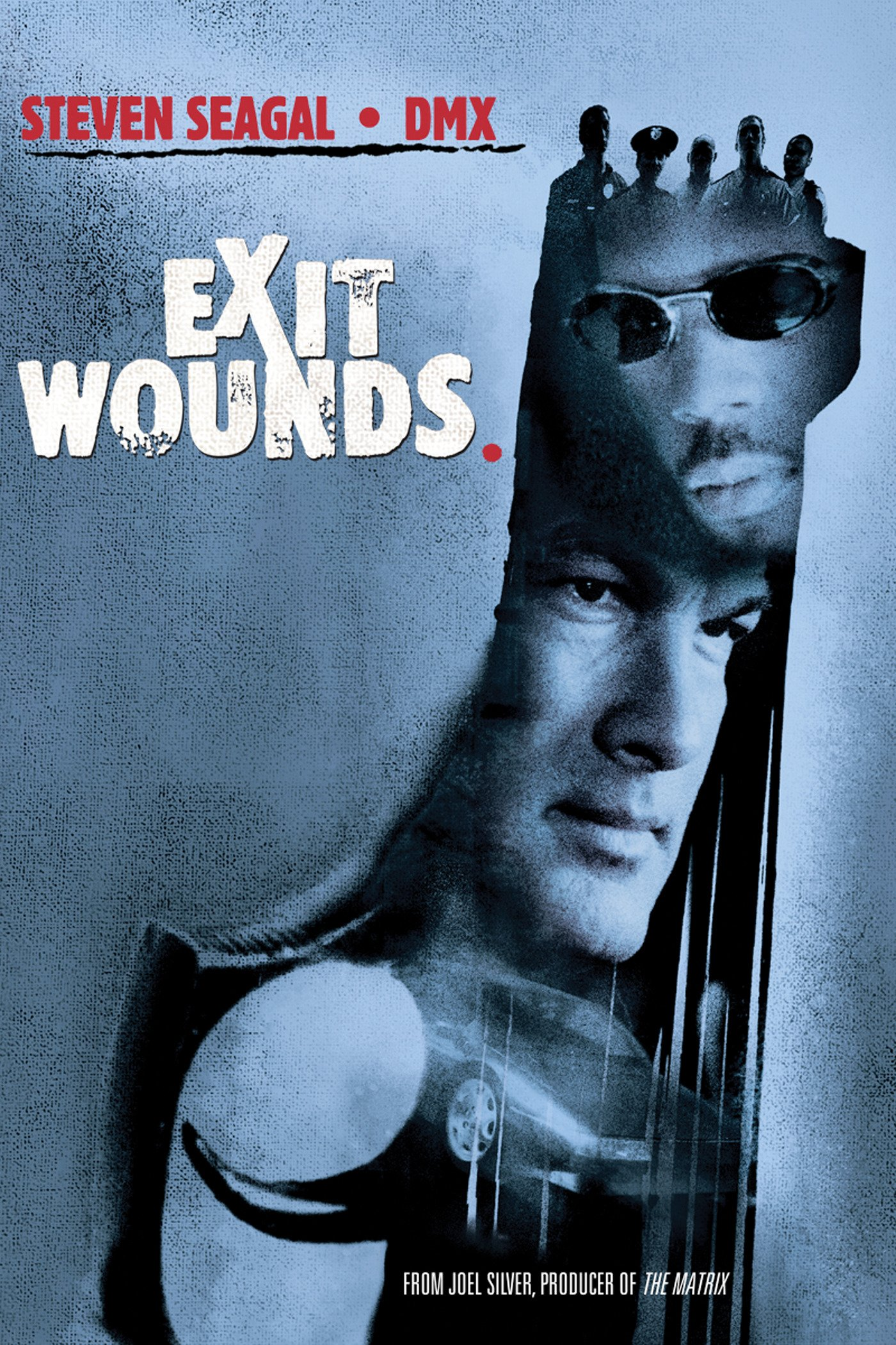 Exit Wounds on Amazon Prime Video UK