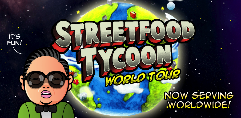 Streetfood Tycoon: World Tour Edition