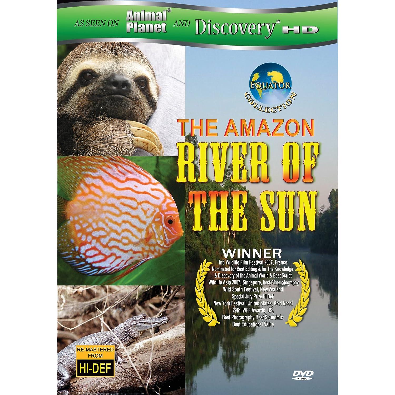 Extrait du film L'Amazonie - rivière du Soleil 91LGG0PZuRL._AA1500_