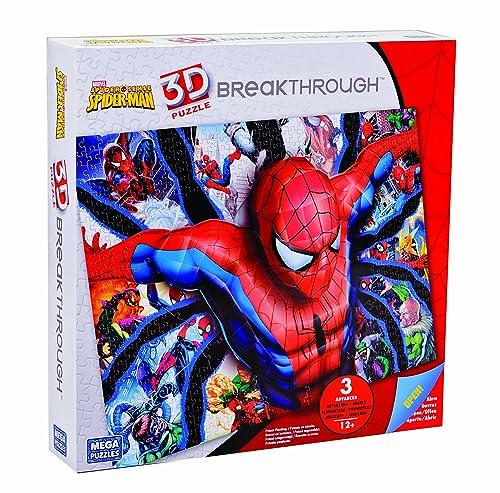 Breakthrough Level Three Spiderman Puzzle