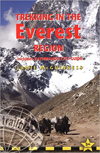 Trekking in the Everest Region: Includes Kathmandu City Guide