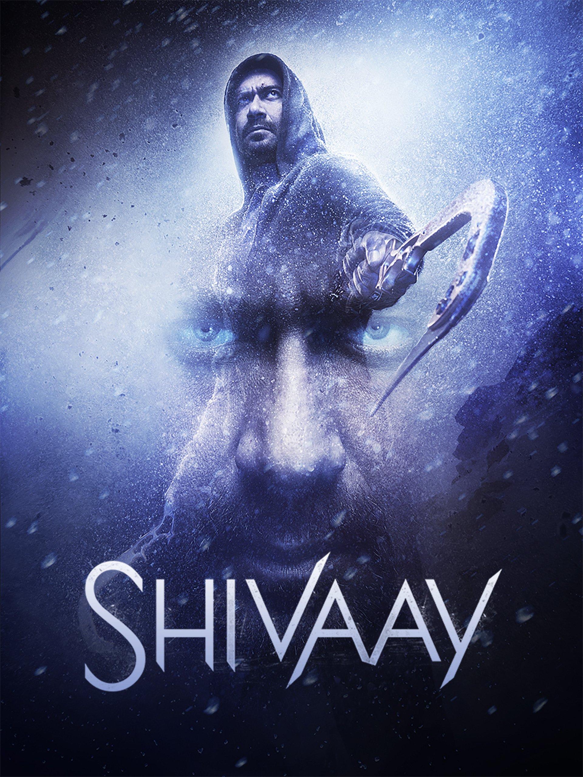 Shivaay on Amazon Prime Instant Video UK