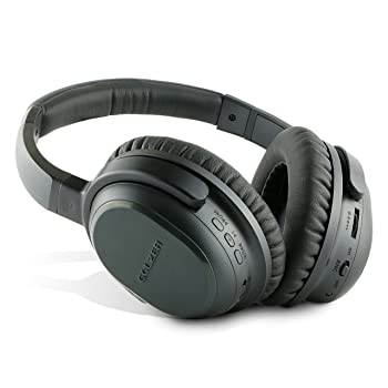 Noise Cancelling and Noise Isolation Headphones