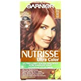 Garnier Nutrisse Haircolor, B2 Reddish Brown by Garnier for Unisex - 1 Pack Hair color