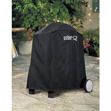 weber 6552 abdeckhaube premium weber q 200 da283. Black Bedroom Furniture Sets. Home Design Ideas