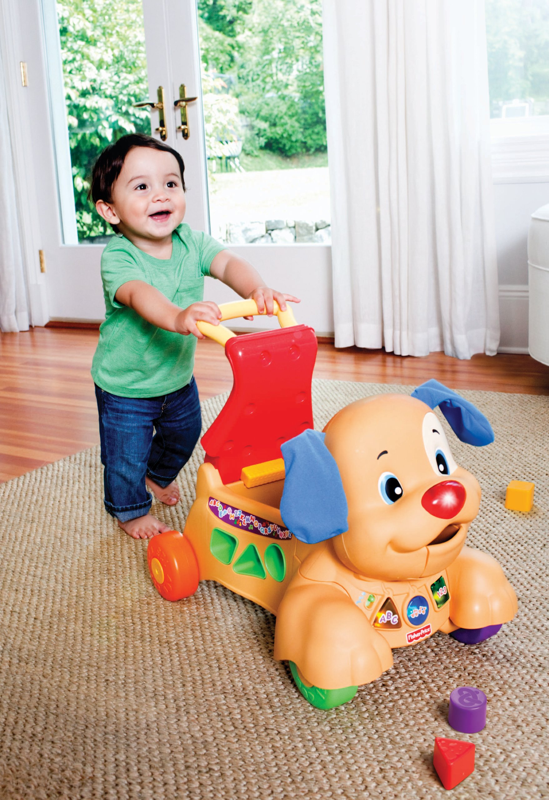 Fisher Price Stride to Ride Puppy - Target Deal - Raising ...